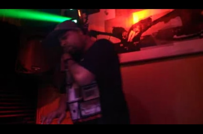 House Therapy's 3 Year Anniversary Party - JUWAN RATES, E-TONES, AARON BROOKS. BLAKLITE - 3/13/2014 - 2